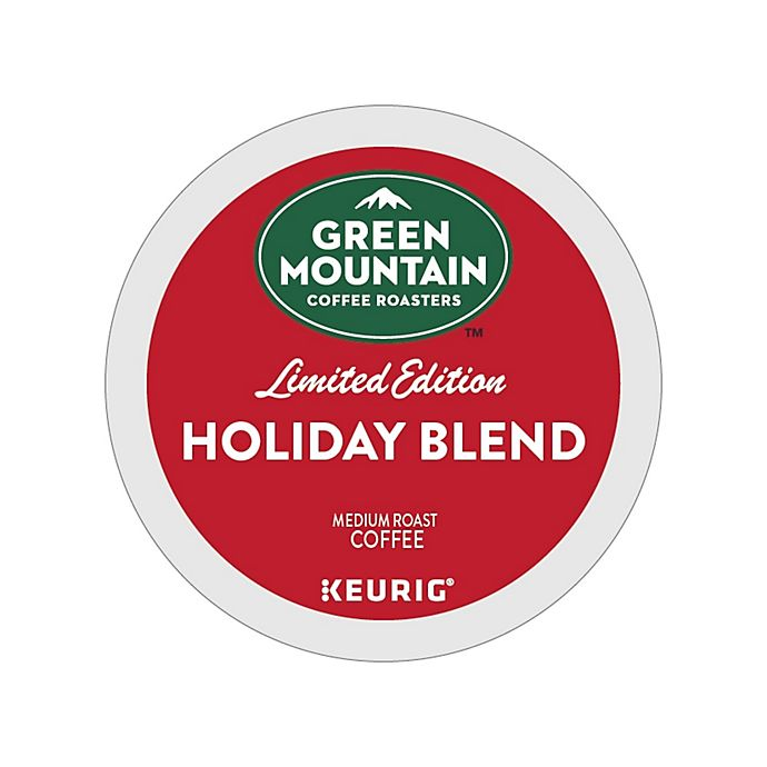 Alternate image 1 for Green Mountain Coffee® Holiday Blend Keurig® K-Cup® Pods 24-Count