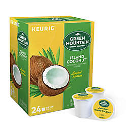 Green Mountain Coffee® Island Coconut Keurig® K-Cup® Pods 24-Count