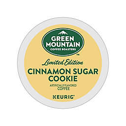 Green Mountain Coffee® Cinnamon Sugar Cookie Keurig® K-Cup® Pods 24-Count