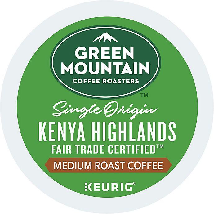 Alternate image 1 for Keurig® K-Cup® Pack Green Mountain Coffee® Kenya Highlands 24-Count
