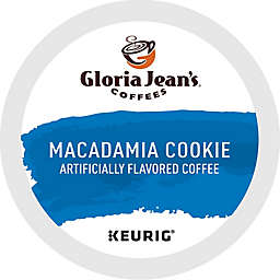Gloria Jean's® Macadamia Cookie Coffee Keurig® K-Cup® Pods 24-Count
