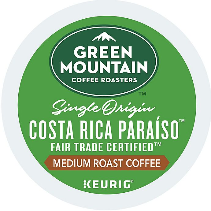 Alternate image 1 for Keurig® K-Cup® Pack Green Mountain Coffee Costa Rica Páraíso 24-Count