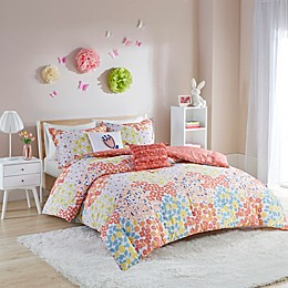Urban Habitat Kids Misty Bedding Collection in Coral