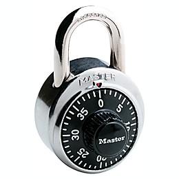 Master Lock® Combination Padlock