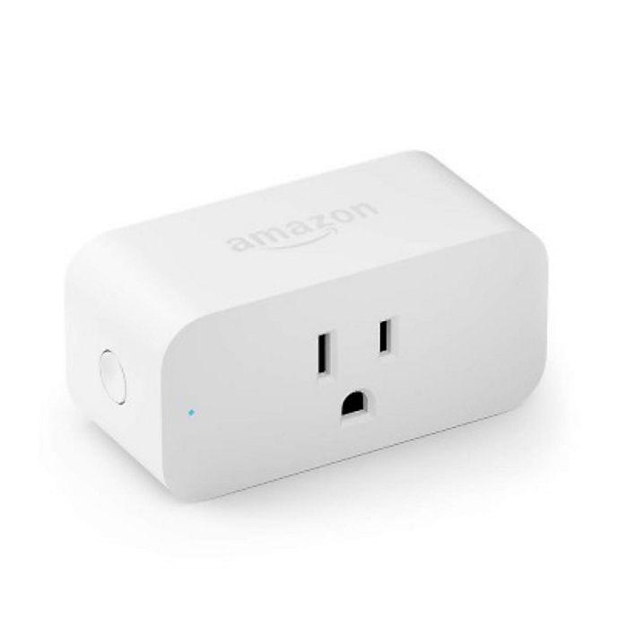 Alternate image 1 for Amazon Smart Plug in White