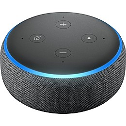 Amazon Echo Dot in Charcoal