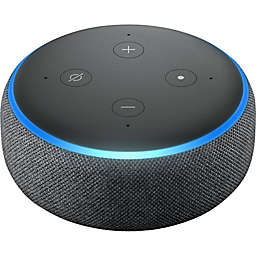 Amazon Echo Dot 3rd Generation in Charcoal