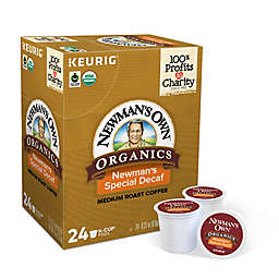 Newman's Own® Organics Special Decaf Coffee Keurig® K-Cup® Pods 24-Count