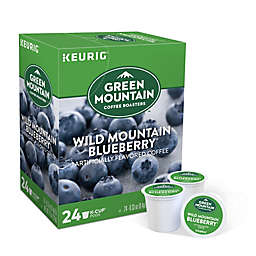 Green Mountain Coffee® Wild Mountain Blueberry Keurig® K-Cup® Pods 24-Count