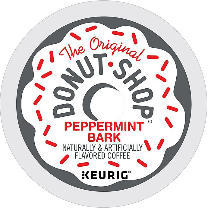 Alternate image 1 for The Original Donut Shop® Peppermint Coffee Keurig® K-Cup® Pods 24-Count