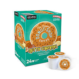 The Original Donut Shop® Nutty Caramel Coffee Keurig® K-Cup® Pods 24-Count