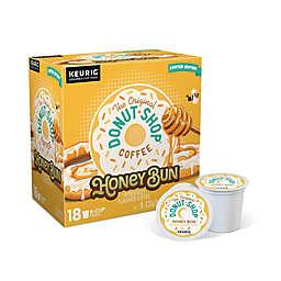 The Original Donut Shop® Honey Bun™ Coffee Keurig® K-Cup® Pods 18-Count