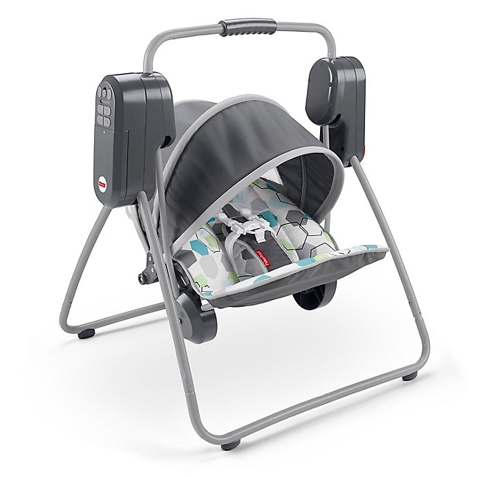 Alternate image 1 for Fisher-Price® On-the-Go Swing