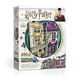 Wrebbit™ 290-Piece Madam Malkin's & Florean Fortescue's 3D Puzzle