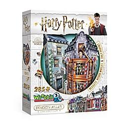Wrebbit™ 280-Piece Weasleys' Wizard Wheezes & Daily Prophet 3D Puzzle