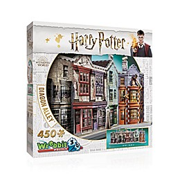Wrebbit™ Harry Potter™ 450-Piece Diagon Alley 3D Puzzle