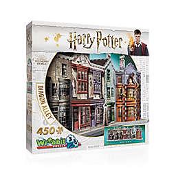 Wrebbit™ Harry Potter™ 450-Piece Diagon Alley 3D Puzzle