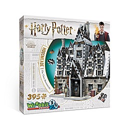Wrebbit 3D™ Harry Potter® Three Broomsticks 395-Piece Jigsaw Puzzle