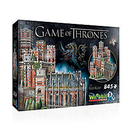Wrebbit™ Game of Thrones 845-Piece The Red Keep 3D Puzzle