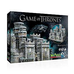 Wrebbit™ Game of Thrones 910-Piece Winterfell 3D Puzzle