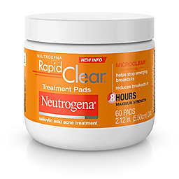 Neutrogena® Rapid Clear® 60-Count Daily Treatment Pads