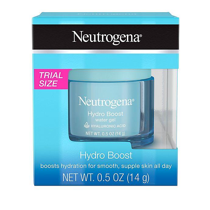 Alternate image 1 for Neutrogena® 0.5 oz.Hydro Boost Hydrating Water Gel Moisturizer