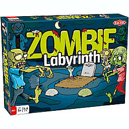 Zombie Labyrinth Strategy Board Game