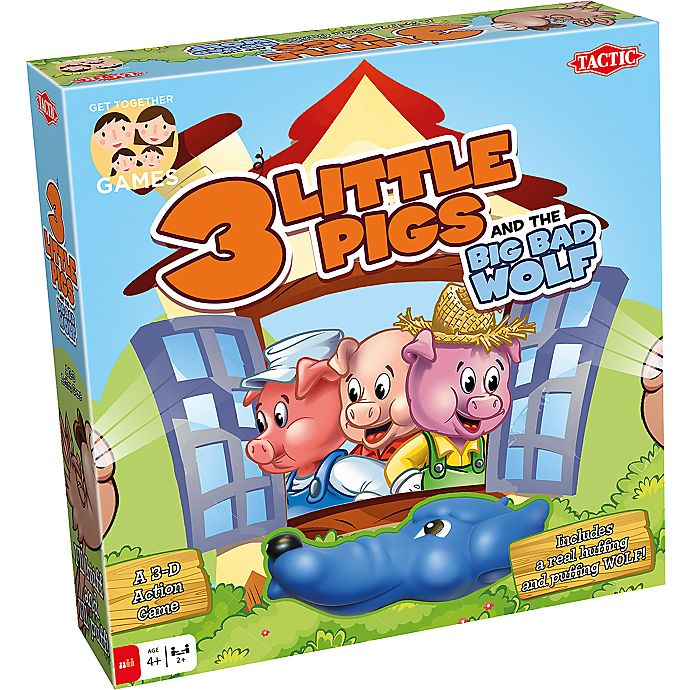 Alternate image 1 for 3 Little Pigs Game