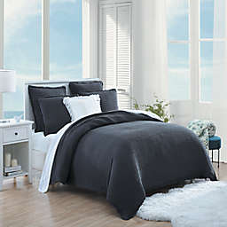 UGG® Shaye Twin Duvet Cover in Charcoal