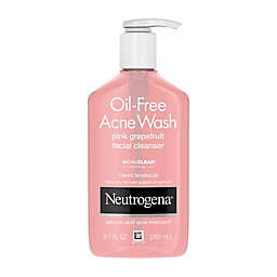 Neutrogena® 9.1 oz. Oil-Free Acne Wash Facial Cleanser with Pink Grapefruit