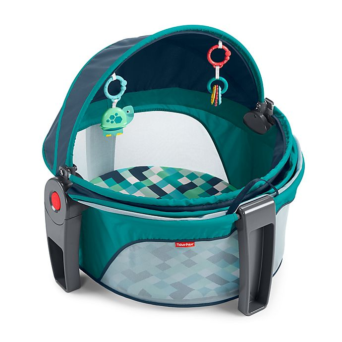 Alternate image 1 for Fisher-Price® On-the-Go Baby Dome