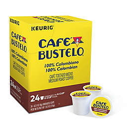 Café Bustelo® Colombian Coffee Keurig® K-Cup® Pods 24-Count