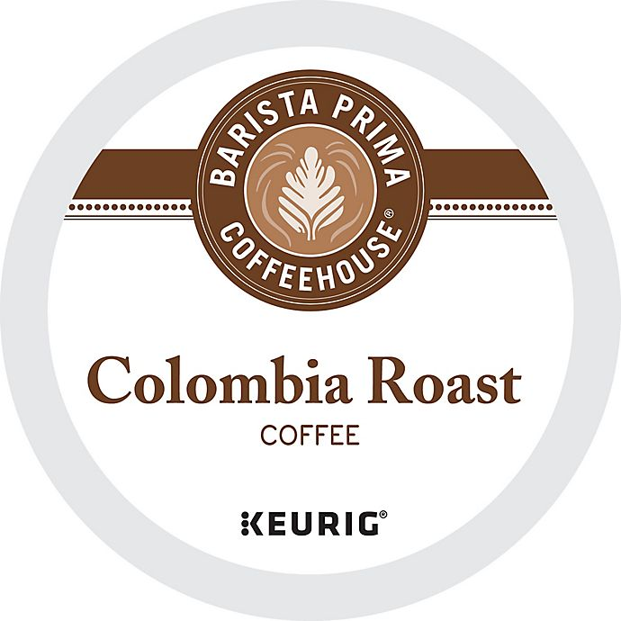 Alternate image 1 for Barista Prima Coffeehouse® Columbia Coffee Keurig® K-Cup® Pods 24-Count
