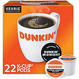Dunkin' Donuts® Dark Roast Coffee Keurig® K-Cup® Pods 22-Count