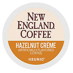 New England Coffee® Hazelnut Crème Keurig® K-Cup® Pods 24-Count