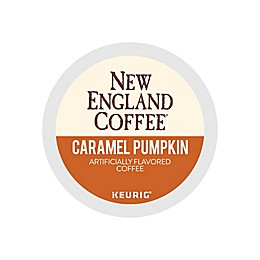 New England Coffee® Caramel Pumpkin Keurig® K-Cup® Pods 24-Count