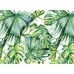 Tropical Palms Placemats in Green (Set of 4)