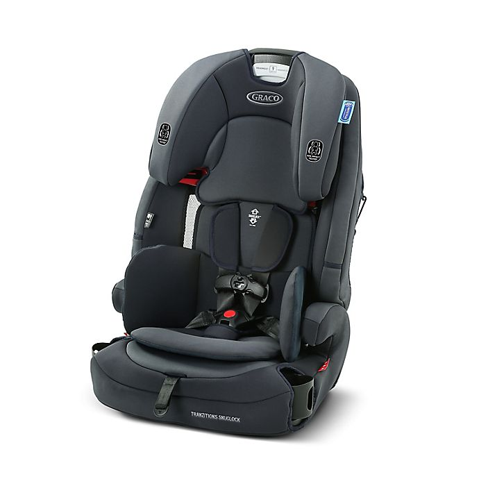 Alternate image 1 for Graco® Tranzitions™ SnugLock 3-in-1 Harness Booster in Sutherland