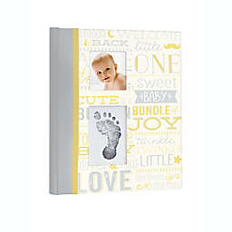 Pearhead® Little Blossoms Vintage Baby Book