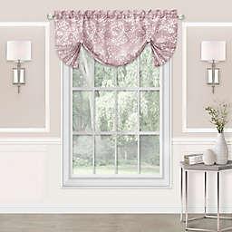 MyHome Charlotte Pleated Roman Window Valance