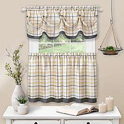 Grey Kitchen Curtains Bed Bath Beyond