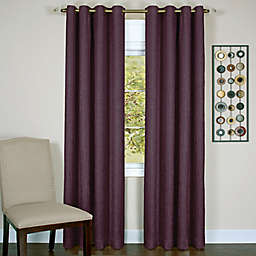 MyHome Taylor Grommet Room Darkening Window Curtain Panel
