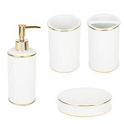 Gold Bathroom Accessories Bed Bath Beyond
