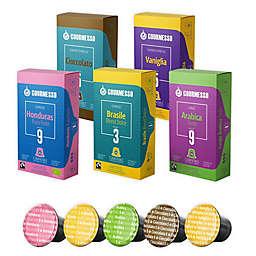 Gourmesso 50-Count Trial Bundle Nespresso® Compatible Espresso Capsules