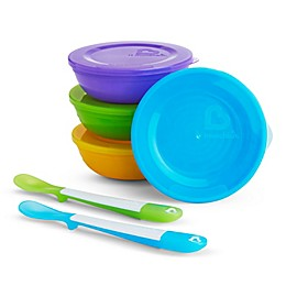 Munchkin Love-a-Bowls™ 10-Piece Bowl and Spoon Set