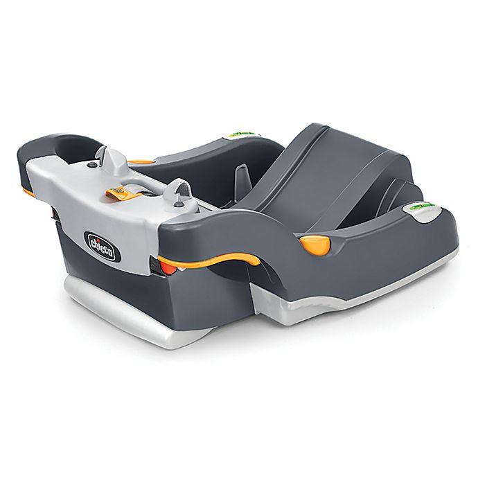 Alternate image 1 for Chicco® KeyFit Infant Car Seat Base in Black