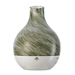 Serene House® Chimney Glass Ultrasonic Aromatherapy Diffuser in Green