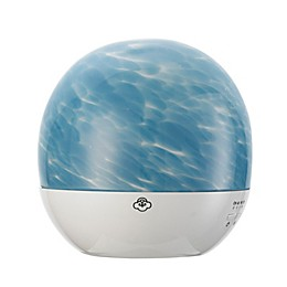Serene House® Swing Glass Ultrasonic Aromatherapy Diffuser in Blue