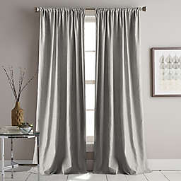 DKNY Urban Melody Rod Pocket/Back Tab Light Filtering Window Curtain Panel