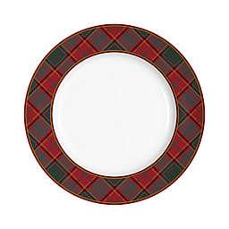 Spode® Christmas Tree Tartan Dinner Plates (Set of 4)